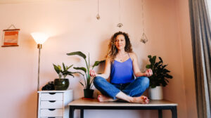 Meditations based on your emotional state